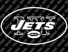 New York Jets Decal FREE US SHIPPING $12.0 USD on eBay