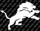 Detroit Lions v1 Decal FREE US SHIPPING $15.0 USD on eBay