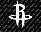 Houston Rockets v1 Decal FREE US SHIPPING on eBay