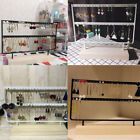 New 44 Holes Earrings Necklaces Rack Metal Stand Holder Storage Jewelry Display