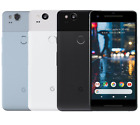 "6"" Google Pixel 2 XL 64/128GB 8MP Unlocked 4G LTE Android Smartphone - Rate B/C"