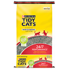 Purina Tidy Non-Clumping Cat Litter 24/7 Performance for Multiple Cats