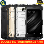 DOOGEE S60 6GB+64GB 4G Waterproof Android 7.0 Smart Phone 21.0MP WiFi NFC Phone
