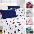 American Home Collection Premium 6-Piece Printed Sheet Set - Wrinkle Free image