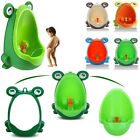 HOT Frog Kids Potty Toilet Training Baby Urinal For Boy Pee Trainer Bathroom New image
