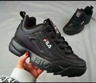 Femmes Baskets Sport Fitness Gym Baskets FILA Chaussures de course occasionnel