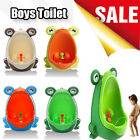 Baby Boys Frog Toilet Potty Training Kids Toddler Urinal Bathroom Pee Trainer US