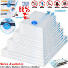 10 STRONG VACUUM STORAGE SPACE SAVING BAGS VAC BAG SPACE SAVER VACCUM VACUM BAG