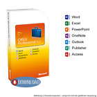 Microsoft Office 2010 Home and Student, Business, Professional Plus Download ESD