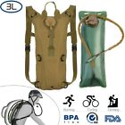 Camelback 3L Water Bladder Bag Hydration Backpack Pack Hiking Camping Cycling US