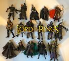 TOY BIZ LORD OF THE RINGS THE TWO TOWERS Action figures Lot to choose