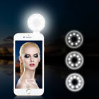 Portable Selfie LED Fill Light Camera Photography for iPhone Android Smartphone