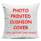 Cover Pillow Case Photo Custom Printed Personalised Cushion Print Hot Made Cover image