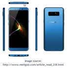 Meiigoo Android Smart Phone 13.0mp 64gb Dual Sim Note 8 Octa Core
