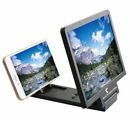 Mobile Phone Screen Magnifier Enlarged  3D Video Smartphone Amplifier Folder UK