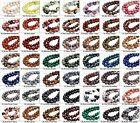 Kyпить Wholesale Lot Natural Gemstone Round Spacer Loose Beads 4mm 6mm 8mm 10mm 12mm L1 на еВаy.соm