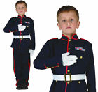 BOYS CEREMONIAL SOLDIER MILITARY ARMY FANCY DRESS BOOK WEEK SIZE 4-12 YEARS