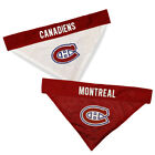 Montreal Canadiens Dog / Cat Reversible Bandanas SM/MD & LG/XL NHL $14.57 USD on eBay