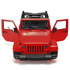110 RC Truck Hard Body Shell Canopy Jeep Wrangler Rubicon Topless For SCX10D90