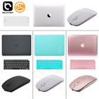 "Hard Case Shell Keyboard Cover Wireless Mouse For 2018 Mac Macbook AIR 13"" A1932"