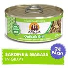 Weruva Outback Grill With Trevally & Barramundi Canned Cat Food