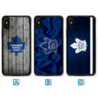 Toronto Maple Leafs Phone Case For Apple iPhone X Xs Max Xr 8 7 Plus 6 6s $4.99 USD on eBay