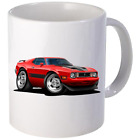 1973 Ford Mustang Mach 1 Coffee Mug 11oz 15 oz Ceramic NEW image