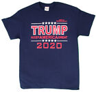 Donald Trump President T-Shirt 2020 Keep America Great MAGA S-5X Ships from USA image