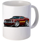 1969 Ford Mach 1 Mustang Coffee Mug 11oz 15 oz Ceramic NEW image
