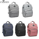 Kyпить LEQUEEN Baby Diaper Bag Waterproof Mummy Maternity Nappy Travel Fashion Backpack на еВаy.соm