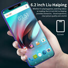 """4gb +64gb Octa Core 6.2"""" Mobile Phone Smartphone Dual Sim 16mp Android Os 8.1"""