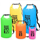 Waterproof Bag Dry Bag Floating Bag For Outdoor Boating Fishing Rafting Swimming