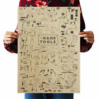 Retro Kraft Paper Poster Room Wall Decor Living Room Bedroom Nostalgic Playbill <br/> High Quality  SOLD OUT 2000+ !  BUY 2 , GET 1-15%