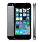"Unlocked Apple iPhone 5S 4G 4"" 16GB 32GB 64GB Smartphone 3 Colors Available"
