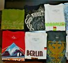 Wholesale Lot Mens T Shirts 2nd Quality FILTER Assorted Prints Slim Fit Samples