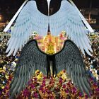 Внешний вид - Carnival Party Cosplay Wedding Costume Props Mardi Gras Adult Unisex Angel Wings