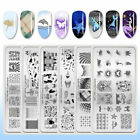 BORN PRETTY Nail Stamping Plates Template Images Artist Love Dream Designs