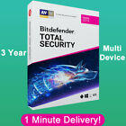 Bitdefender Total Security 2019 - 3 Years | Download Link  (1 Minute Delivery)