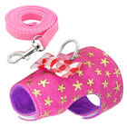 Top Small Animal Harness Lead Guinea Pig Ferret Hamster Rabbit Squirrel Clothes