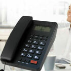 Kyпить Home Desk Corded Wall Mount Landline Phone Telephone Handset LCD Caller ID US на еВаy.соm