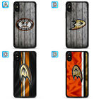 Anaheim Ducks Phone Case For Apple iPhone X Xs Max Xr 8 7 Plus 6 6s $4.49 USD on eBay