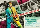 James Bond Poster//Vintage James Bond Movie Poster//Dr. No Movie Poster//Movie P $19.99 USD on eBay