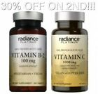 Radiance Platinum Vitamin B2 100mg / C 1000mg / Folate 400mcg, Exp 2020 $6.99 USD on eBay