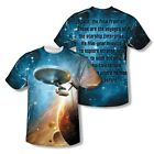 STAR TREK THE FINAL FRONTIER SUBLIMATION ADULT T SHIRT on eBay