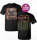 Kiss 'End of the Road' World Tour Dates 2019 Kiss T-shirt tee all size Best Tee image