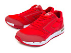 Brooks Heritage Mens Fusion Red Sneakers Athletic Running Casual Shoes Sz 10 11