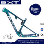 Full suspension Carbon MTB Frame 29er 148*12mm Carbon Mountain Boost Bike Frame