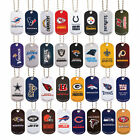 NFL DOG TAG DOGTAG KEYCHAIN CHOOSE YOUR TEAM -FREE SHIPPING $3.95 USD on eBay