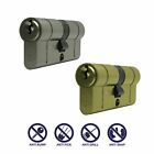 35/40 (30/10/35) Anti Snap Euro Cylinder Door Barrel Lock uPVC Aluminium Timber✔