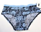 Disney Star Wars Women's Graphic Panty Brief Light Blue Size XS $8.95 USD on eBay